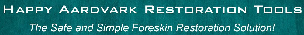 how to restore foreskin manually